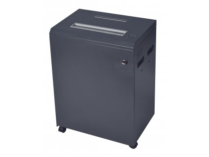 Skartovač AT-120C DIN 3, 4x30mm, 24 listů, 140l, CD+DVD, Credit Card, Sponky, Diskety
