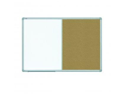 Tabule 2x3 Combi officeBoard korková/magnetická 120 x 90 cm