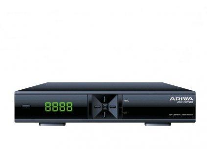 Satelitní přijímač Ferguson ARIVA 254 Combo DVB-S2+T2, H.265 HEVC.