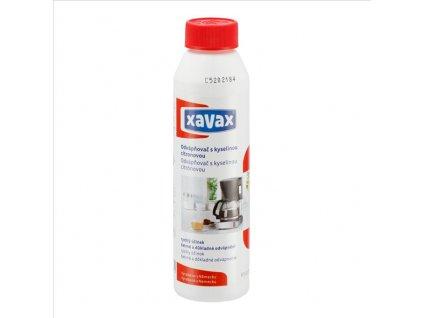 Čisticí prostředek XAVAX pro rychlé odvápnění 250 ml