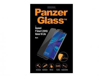 Tvrzené sklo PanzerGlass Edge-to-Edge pro Huawei P Smart 2019, Honor 10 lite, černé