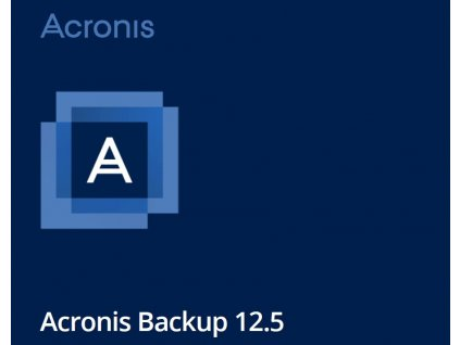 Software Acronis Backup 12.5 Standard Server Licence incl. AAP ESD