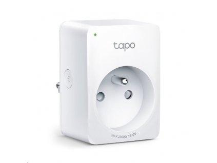 Chytrá zásuvka TP-Link Tapo P100(1-pack) regulace 230V přes IP, Cloud, WiFi