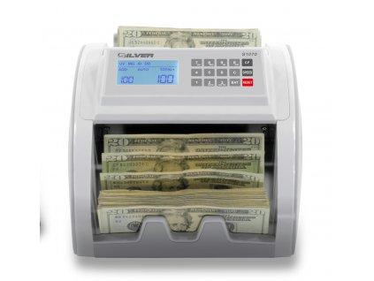 Počítačka AccuBanker AB-1070 UV/MG, bankovek, stolní