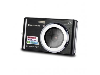 Digitální fotoaparát Agfa Compact DC 5200 Black