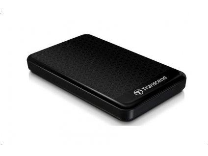 """Disk Transcend externí HDD,1 TB, StoreJet 25C3N, 2,5"""", USB 3.0 černý"""