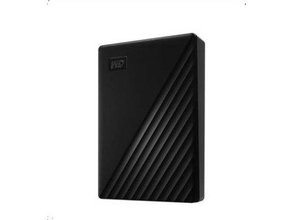"Disk Western Digital My Passport portable, 4TB, Ext., 2.5"", USB3.0 černý"