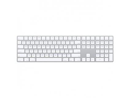 Klávesnice Apple Magic Keyboard s numerickou klávesnicí CZ