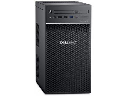 Server Dell PowerEdge T40 Xeon E-2224G, 8GB, 2x 4TB (5400) RAID 1, DVDRW, 3Y NBD