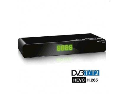 DVB-T2 přijímač Ferguson Ariva T265 DVB-T/T2, H.265 HEVC, 2x USB - po opravě