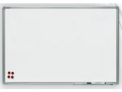 Tabule 2x3 magnetická keramická matná 300x120cm, vhodná pro interaktivní projektory