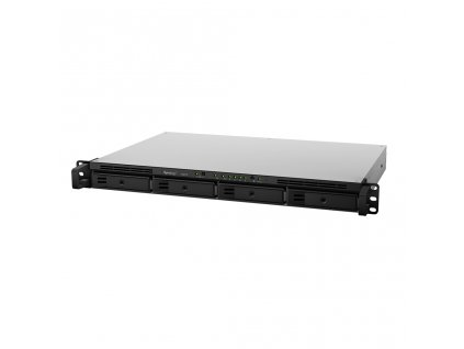 Server Synology RS819 TeraByte RAID 4xSATA server kit, Rack provedeni, 4x1Gb LAN (bez HDD)