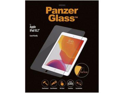 "Tvrzené sklo PanzerGlass Edge-to-Edge pro Apple iPad, čiré, 10,2"""