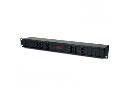 Přepěťová ochrana APC Rack Mount 1U ProtecNet Chassis 24 channels wide