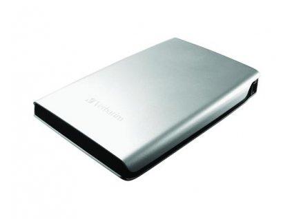 """Disk Verbatim Store 'n' Go 500GB, USB 3.0, externí 2.5"""", stříbrný"""