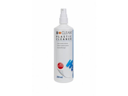 Čisticí roztok D Clean na plasty bez alkoholu 250 ml
