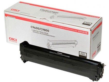 Obrazový válec OKI 42918108 pro černý toner do C9600/C9800/MFP (30 000 stran)
