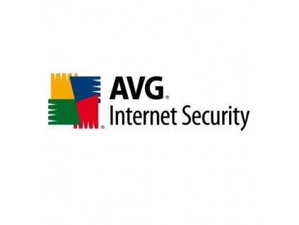 Software AVG Prodloužení Internet Security 10lic., 2 roky, elektronicky