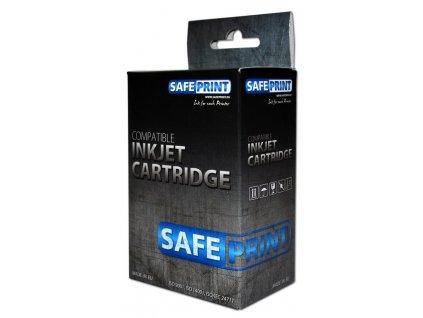 Inkoust Safeprint BX3 kompatibilní černý pro Canon BX 3, B100, 110, 140, 150, 155... (3 ml)