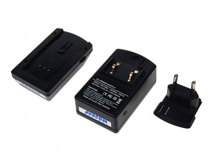Nabíječka Avacom ACM77 pro Li-ion akumulátor Panasonic S-002, S-006 - neoriginální
