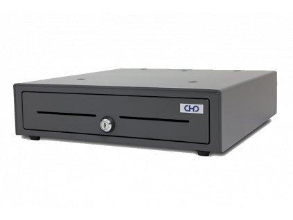 Pokladní zásuvka CHD 3850 tmavě šedá, 9 V