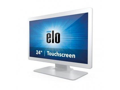 "Dotykový monitor ELO 2403LM, 23,8"" medicínský LED LCD, PCAP (10-Touch), USB, bez rámečku, matný, bílý"