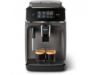 Espresso Philips EP2224/10 šedé, automatické