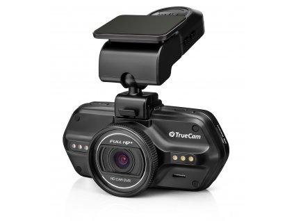 Kamera TrueCam A7s GPS (s detekcí radarů)