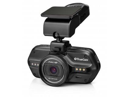 Kamera TrueCam A5s GPS (s detekcí radarů)