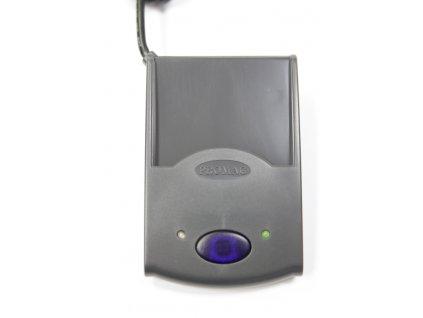 Čtečka Giga PCR-330, RFID čtečka, 125kHz, USB-HID, tmavě šedá
