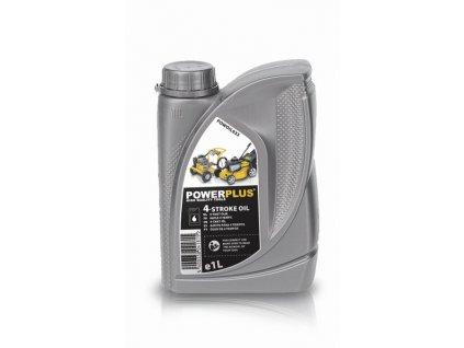 Olej Powerplus POWOIL033 do 4-taktních motorů 1l