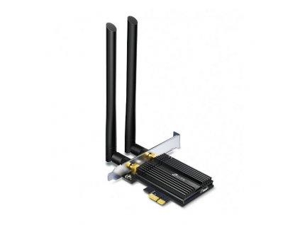 Síťová karta TP-Link Archer TX50E WiFi 6, Bluetooth, 574Mbps 2,4GHz/ 2402Mbps 5GHz, PCI-e