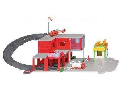 Hračka Siku World 5508 požární stanice