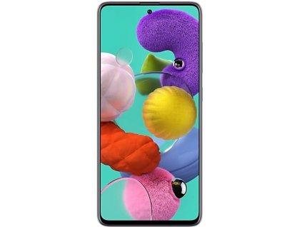 Mobilní telefon Samsung Galaxy A51 Black, DualSIM