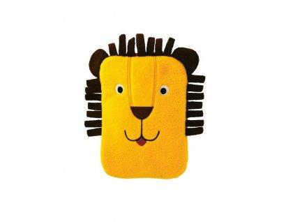 Termofor Hugo Frosch GmbH dětský, Classic MINI s motivem lvíčka - fleecový