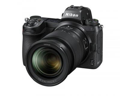 Digitální fotoaparát Nikon Z6 II + NIKKOR Z 24–70 mm f/4 S + FTZ adaptér