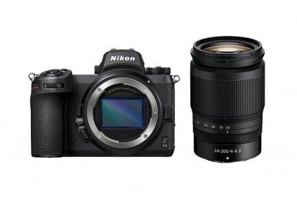 Digitální fotoaparát Nikon Z6 II + NIKKOR Z 24–200 mm f/4–6,3 VR