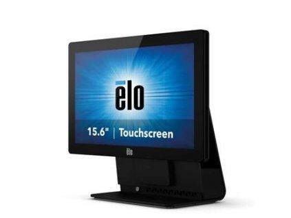 """Dotykový počítač ELO 15E2, 15,6"""", IntelliTouch (Single), Intel J1900 2GHz QC, 4GB, SSD 128GB, POSReady 7, ZB, černý DEMO"""