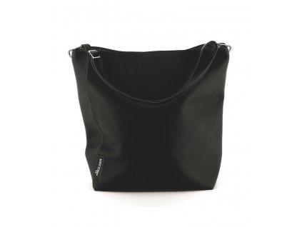 Taška Rolser nákupní Vegan Bag, černá