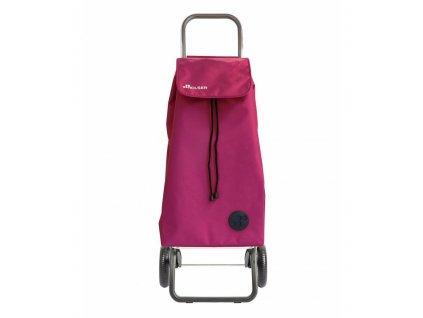 Nákupní taška Rolser I-Max Termo Zen RG na kolečkách, vínová