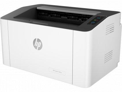 Tiskárna HP Laser 107w 20str/min, A4, USB, WIFI