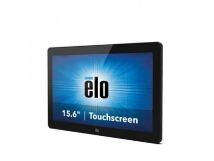 """Dotykový monitor ELO 1502L, 15,6"""" LED LCD, PCAP (10-Touch), USB-C, VGA/HDMI, matný, ZB, stojánek, černý"""