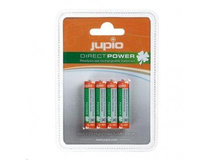 Baterie Jupio AAA Ni-MH 850mAH (4pcs) dobíjecí