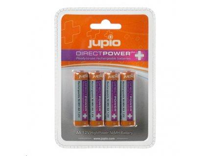Baterie Jupio AA Ni-MH 2500mAH (4pcs) dobíjecí