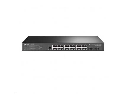 Switch TP-Link TL-SG3428X JetStream™ 24x GLan, 4xSFP+