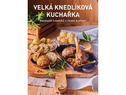 Kniha Velká knedlíková kuchařka