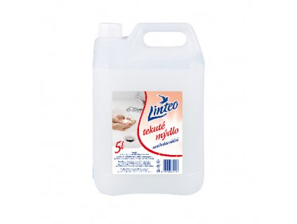Tekuté mýdlo Linteo antibakteriální 5l - bílé