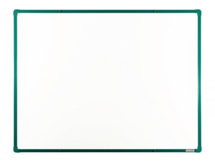 Tabule VMS VISION magnetická boardOK 120 x 90 cm, lakovaný povrch, zelený rám U20