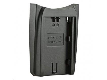 Redukce Jupio k Single nebo Dual chargeru pro Canon NB-6L