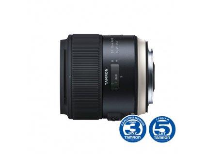 Objektiv Tamron SP 45mm F/1.8 Di VC USD pro Nikon, rozbaleno